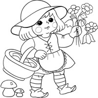 Раскраски для детей формат в а4