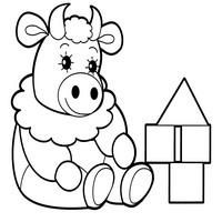 Раскраски для малышей распечатать бесплатно формат а4