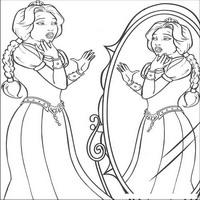 Раскраски с героями из мультфильмов
